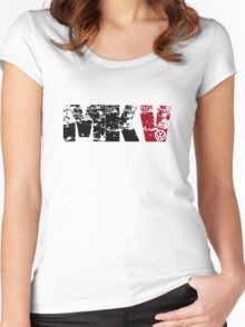 MKV Women's Fitted Scoop T-Shirt