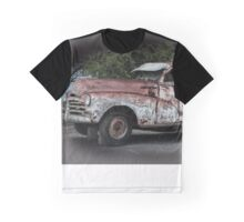 Old car vintage Syle Graphic T-Shirt