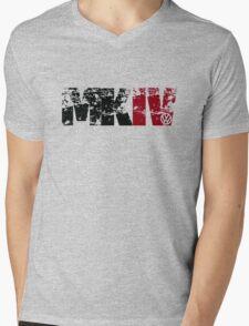 MKIV Mens V-Neck T-Shirt