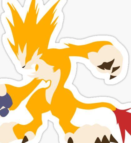 Final Fantasy Moomba  Sticker