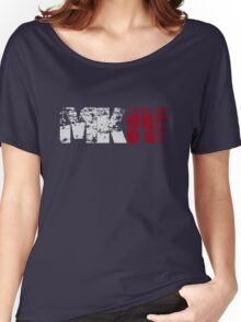 MKIV (white) Women's Relaxed Fit T-Shirt