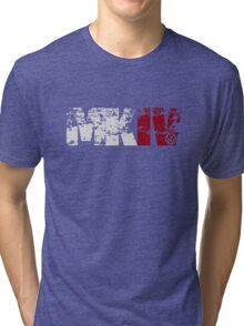 MKIV (white) Tri-blend T-Shirt