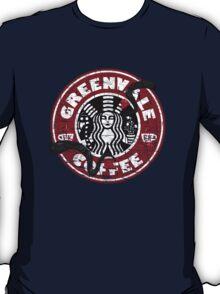 Greenvale Coffee (Deadly Premonition) T-Shirt