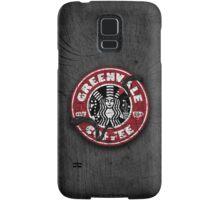 Greenvale Coffee (Deadly Premonition) Samsung Galaxy Case/Skin