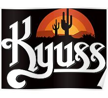 Kyuss Black Widow Stoner Rock Queens Of The Stone Age Clutch  Poster