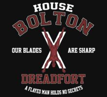 Team Bolton by Digital Phoenix Design