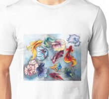 Betta Fish Unisex T-Shirt