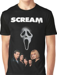 Scream 1 Graphic T-Shirt