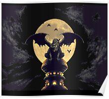 Chrono Trigger - Castle Magus Poster