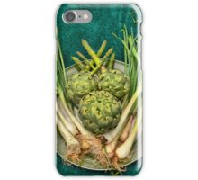 The Joy of Eating Green's.  iPhone Case/Skin