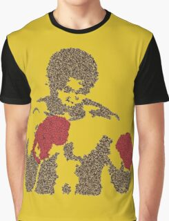 Muhammed Ali Float Like A Butterfly Sting Like A Bee Graphic T-Shirt