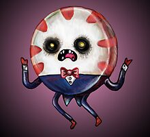 Peppermint Butler :: The Dark One by Kristin Frenzel