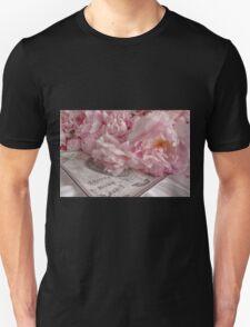 Paris Peonies Unisex T-Shirt