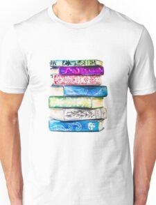 Stack of Books Unisex T-Shirt