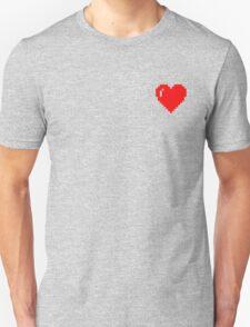 Pixel Heart Pocket T-Shirt