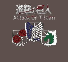 Attack On Titan Corps Shirt Unisex T-Shirt