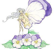 Viola Faery by ClaireNobles