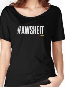 #AWSHEIT - Rachét x ABC Women's Relaxed Fit T-Shirt