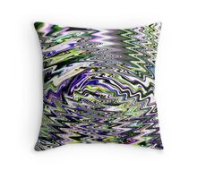 Psychedelic 'Throw Pillow' Throw Pillow