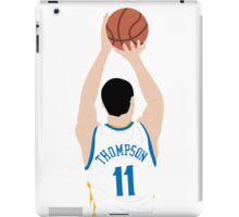 Klay Thompson iPad Case/Skin