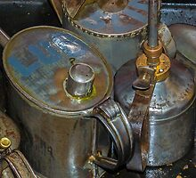 Oil Cans by MikeSquires