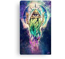 EyeTentacles Canvas Print