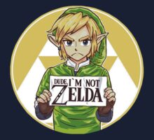 I'm Not Zelda by Emnesty-