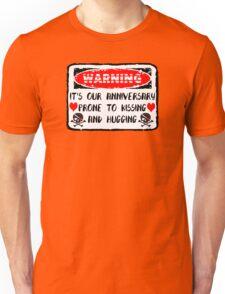 Funny Anniversary Unisex T-Shirt