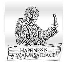 Game of Sausage Poster