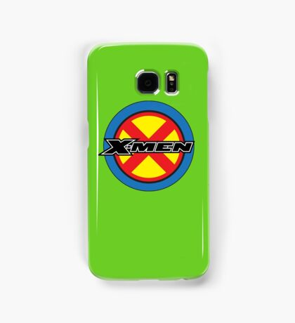 X-MEN Logo Samsung Galaxy Case/Skin