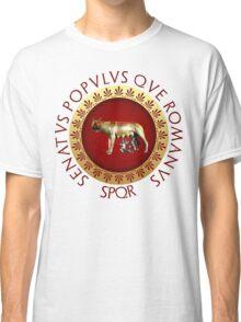 Lupa Capitolina Classic T-Shirt