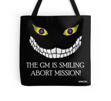 The GM Is Smiling Tote Bag