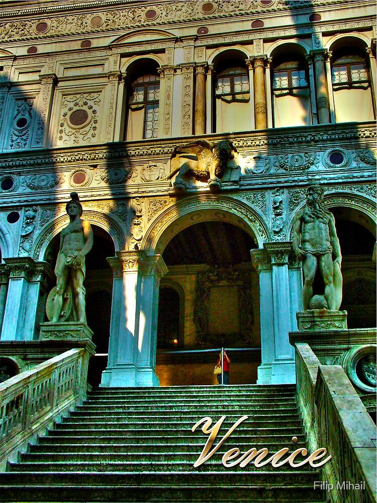 La scala dei giganti by Filip Mihail
