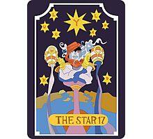 Star Platinum  Photographic Print