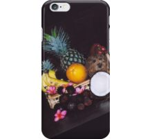Fruit too iPhone Case/Skin
