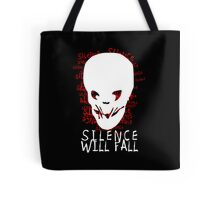 Doctor Who - Silence Will Fall Tote Bag