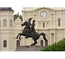 New Orleans - Andrew Jackson Photographic Print