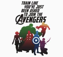 An Avenger in Training by Talleke