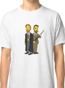 Moriarty & Moran  Classic T-Shirt