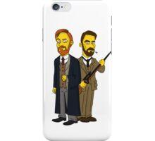 Moriarty & Moran  iPhone Case/Skin