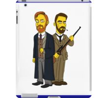 Moriarty & Moran  iPad Case/Skin