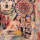 Dream Warriors by Jennifer Ingram