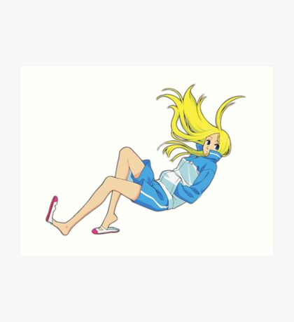 Arakawa Under the Bridge  Art Print