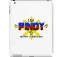 I am Pinoy iPad Case/Skin