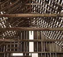 Rafters by Randy Turnbow