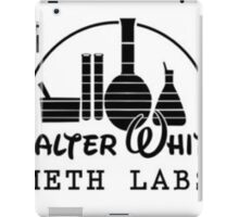 Walter White Meth Labs iPad Case/Skin