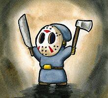 Friday the 13th Shyguy by Katie Clark