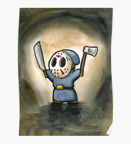 Friday the 13th Shyguy Poster