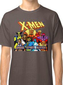 X-MEN Retro Game Design Classic T-Shirt