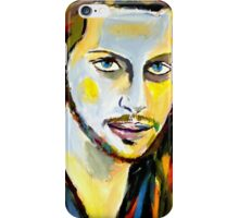 Portrait of Andre iPhone Case/Skin